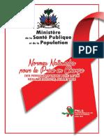 Resume Nouvelles Normes PEC PNLS 2016(1)