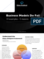 Failed Business Models