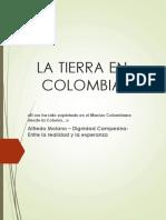 La Tierra en Colombia