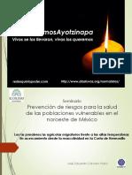 Los/as jornaleros/as agrícolas migratorios frente a las altas temperaturas