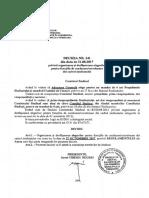 Regulament Alegeri Sindicat_2017 Primaria Timisoara