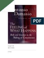 Antonio R. Damasio The Feeling of What Happens.pdf