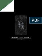 Darkness of Light Tarot Deck Guide