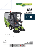 636 Green Machine Operator Manual