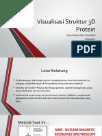 Visualisasi Struktur 3D Protein