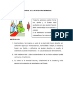 Articulo 16 Dd.hh