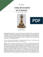 Decoding Rosicrucianism and Freemasonry using the Unified Field