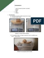 Metodologia y Procedimiento