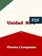 Chorizo y Longaniza de Cerdo