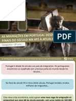 Migracoes Portugal