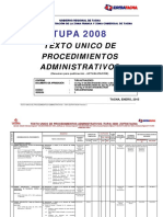 Tupa Zofratacna Actualiz 2015