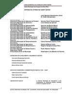 04 - Secretários Ppa 2018-2021 Vitória de Santo Antão