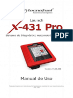 Manual x 431 Pro