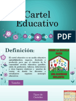 Cartel Educativo