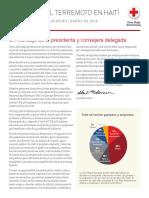 m48440105 Haiti Five Year Report Spanish