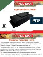 Presentacion AVL DX-03