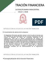 Administracion Financiera Fmp 2018