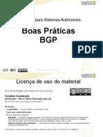 Fas 12 Boas Praticas BGP