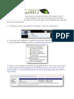 Crear Particiones en Windows Vista y 7