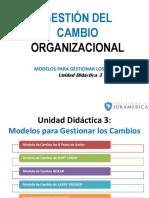 2. Módulo 3 - Modelos Gestion de Cambio