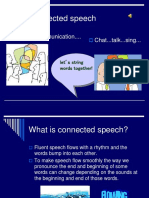 Connected Speech Features