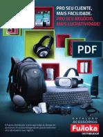 Catálogo Acessórios - Revista Fujioka Distribuidor 1ª Edição 2018