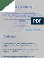 El Fondo Estrategico Leshmaniasis0091013