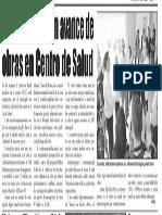 27-02-18 Supervisa Adrián avance de obras en Centro de Salud