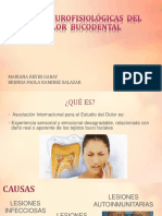Bases Neurofisiológicas Del Dolor Bucodental