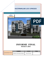Informe Final - Cipreces