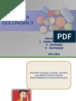 Narkotika Golongan 3 Revisi