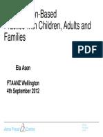 Mentalization Based Practice Asen MBT-F Wellington Workshop