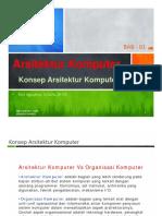 Bab 01 Konsep Arsitektur Komputer