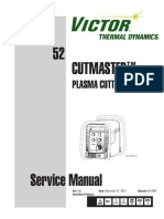 CutMaster 52 - Service Manual - 0-4962