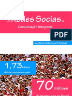 As Redes Sociais Na Comunicacao Integrada