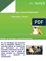 Presentacion R.L Barrancabermeja