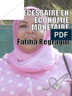 FATIHA REGRAGUI-Le Necessaire en Economie Monetaire-[Atramenta.net]