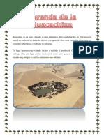 Huacachina Es Un Oasis