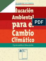 Cuadernillo Cambio Climatico