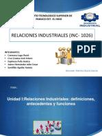 Definiciones, Antecedentes y Funciones_EQUIPO 1