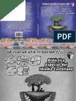 24-Didáctica Especial Del Castellano