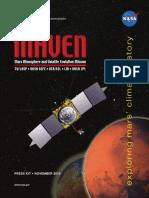 MAVEN PressKit Final