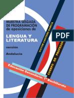 201004281856031.Programacion Sesgada Secundaria Lengua y Literatura 1 Bachillerato Version Andalucia2