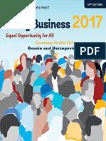 Doing Business 2017 - BiH
