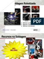 Arc Welding Overview Português