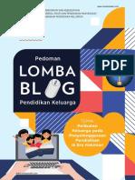 Pedoman Lomba Blog Pendidikan Keluarga