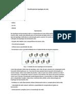 Classificação Das Topologias de Rede
