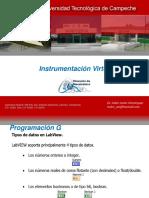 Unidad 1 Instrumentacion Virtual
