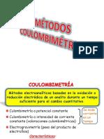 Métodos Coulombimétricos