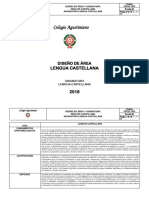 Castellano Diseño 2017